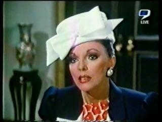 joan collins fashion tribute