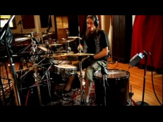 Soilwork - Late For The Kill, Early For The Slaughter - Dirk Verbeuren [Drum Session]
