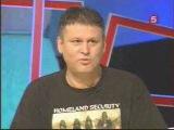 как Чёрный Лукич защищал Егора Летова на 5-м тв-канале С.-П.