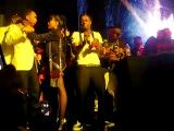 Lil' Wayne, Tyga, Lil' Twist, Mack Maine Teairra Mari @ Grammy Afterparty 2011, Playhouse
