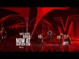Usher feat. Pitbull ''DJ Got Us Fallin In Love'' &amp ''OMG'' LIVE