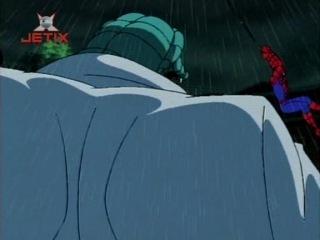 Человек-паук (1994) - 1 сезон 1 серия Ночная Ящерица
