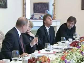 Разговор с эхом (Диалог Путина с Ю.Шевчуком 25.05.10)