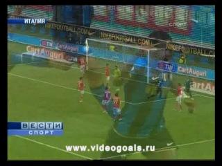 Салли Мунтари (матч Интер - Наполи 2-1)