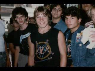 Get Thrashed - The Story Of Trash Metal (история trash музыки)