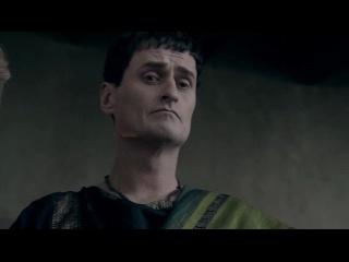 Ганник vs Крикс (Спартак: боги арены). 2 сезон