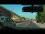 Tripoli road to Batroun, Lebanon