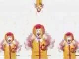 Психоделика, вынос мозга и 25 кадр - Японская реклама МакДональдс..