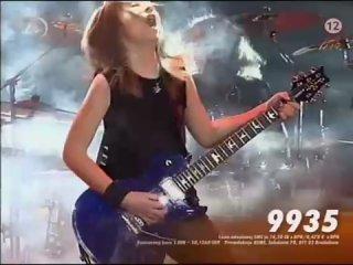 12-летний металхед)