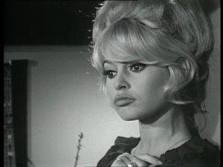 Brigitte Bardot et Jean-Max Rivière