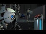 Portal 2 Co-op trailer full