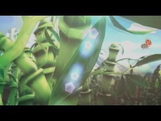 Абу. Маленький динозаврик / Abu, The Little Dinosaur (2009) DVDRip скачать