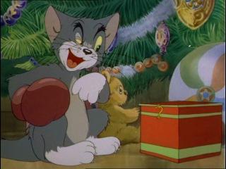 Том и Джерри 1 сезон 03 Ночь перед Рождеством avi