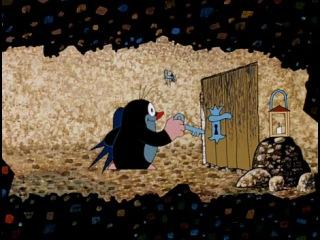 Крот / Krtek (сезон: 01 / эпизод: 61) (1957)