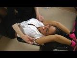 UK Tickling - Angelina