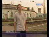 Россия 2 о зацеперах 18 августа 2010.