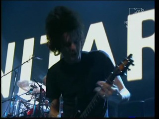 Limp Bizkit  — Sanitarium (Welcome Home) live @ MTV Icon Metallica 2003