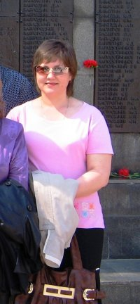Светлана Баринова, 18 мая 1967, Бийск, id17798155
