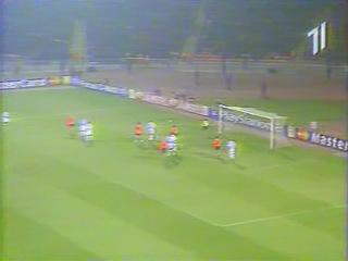 Лига Чемпионов 2004 05 Группа F 3 й тур Шахтер Украина Селтик Шотландия 1тайм