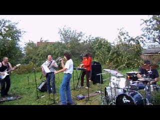 KLONDIKE ROCK BAND - Balls to the wall (Accept cover)