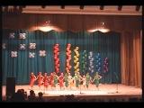 Вера Финская на видео. (Танцы) 7 лет.Танец-Светофор