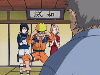 Naruto 102 серія (укр. озв. від Qtv)