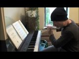Флейта + пианино + битбокс