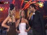 Премия Муз-ТВ 2010 Жанна Фриске (интервью)