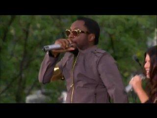 Флешмоб, занесёный в книгу рекордов Гиннесса: The Black Eyed Peas