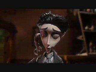 Клип из фильмов Тима Бертона