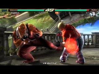 MFA 10 Tekken 6 BR Халява forewer (Buhgalter,Kingusha,Shaman) vs BaldblPLbl (COXATblu,Spaceman,Z Man)