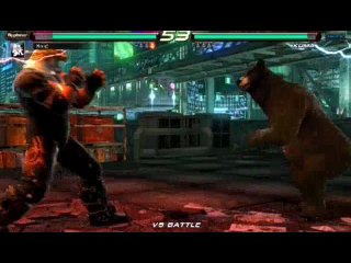 MFA 10 Tekken 6 BR Халява forewer (Buhgalter,Kingusha,Shaman) vs Член Фракции (Beast,SIM,Solidus)