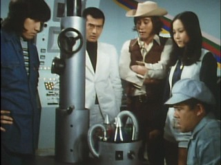 Goranger episode 3