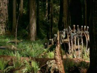 BBC: Прогулки с динозаврами. Часть 2. Время титанов.