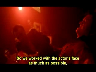 "Съемки фильма ""необратимость""\irreversible. реж.: гаспар ноэ"