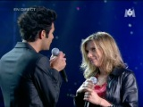 Nouvelle star 2008 - YcareAmandine - Je suis malade (Serge Lama)