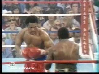 Джордж Форман - Рон Лайл / George Foreman vs Ron Lyle