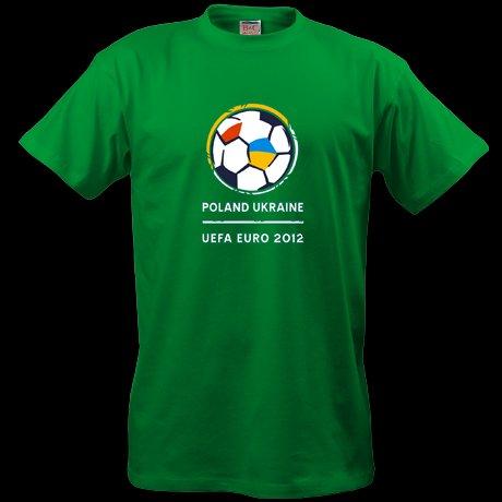 Футболка Євро 2012