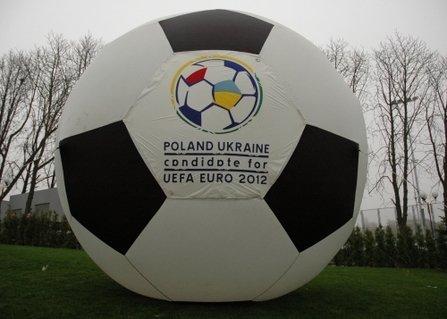 Мяч Євро 2012