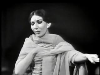 Maria Callas La Vestale Tu che invoco con orrore part1 Hamburg 1959