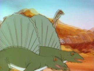 Dino-Riders (Наездники динозавров) s1e2