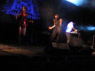 Воронеж Dark Entries - Purple Fog Side