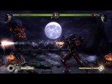 Mortal Kombat (2011) - Ed Boon - Demonstration Of The Game
