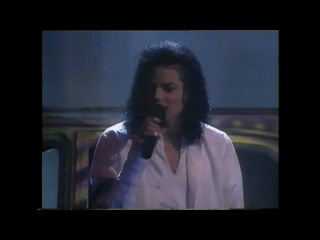 Michael Jackson - Black Or White & Will You Be There (MTV 10th anniversary 1991)