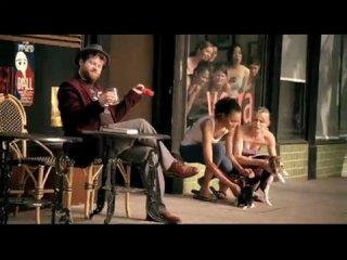 [ Jim Beam Commercials 1 ] ..Собаки-реклама для мужиков :D