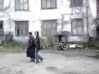 15 секунд из жизни русской глубинки - ОХУЕТЬ!!!!