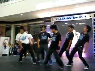 Самый класный hip-hop танец