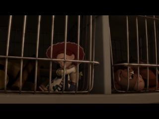 Toy story 3. Боров гармонист)