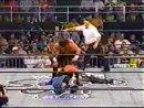Raven vs Chris Benoit WCW Souled Out 1-24-98 Benoit Rules match