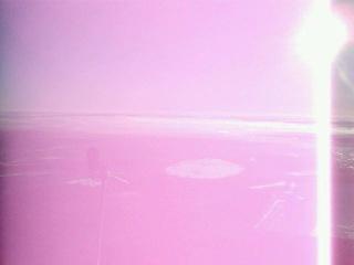Шарташ, 08 01 2011. Мой 2-й полет на дельтаплане.